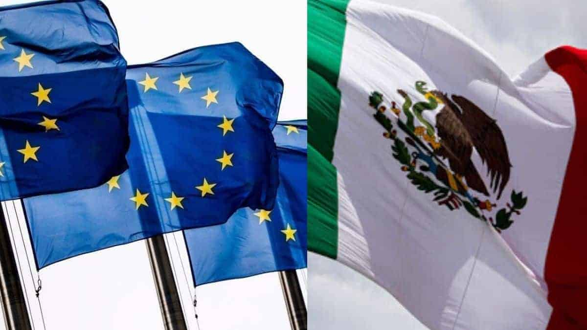 INFORME EXPRES MEXICO UNION EUROPEA