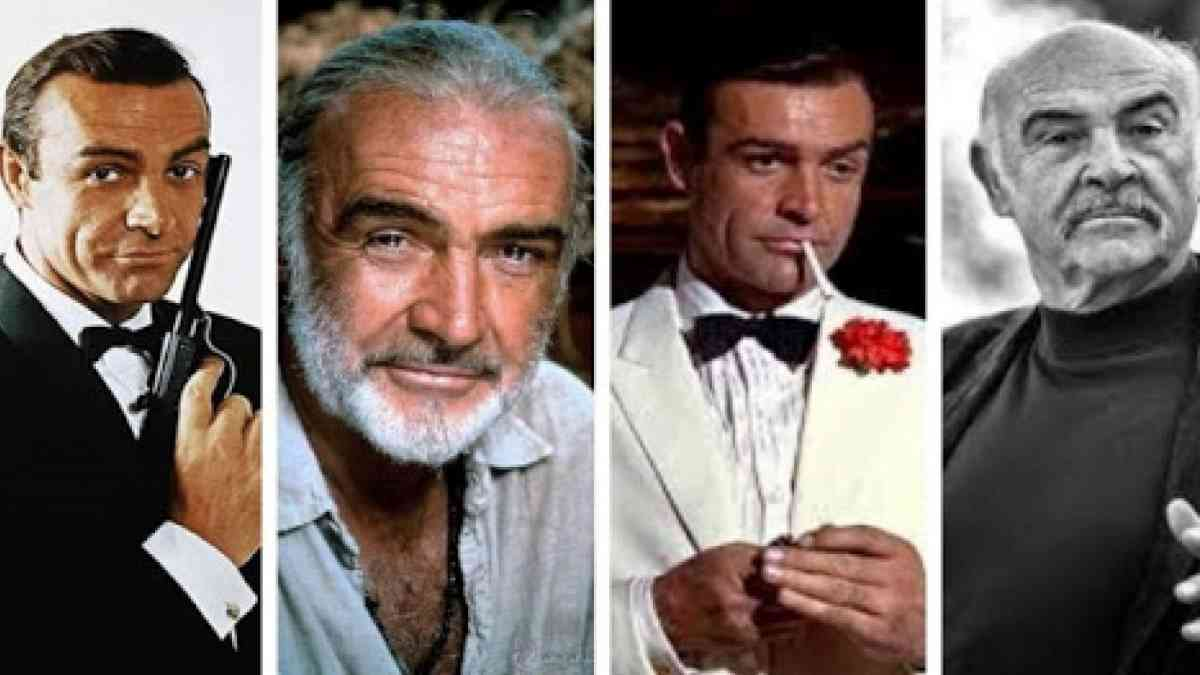 Muere el actor Sean Connery, el primer James Bond